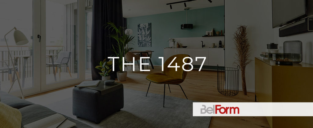 BelForm The 1487 Serviced Apartments