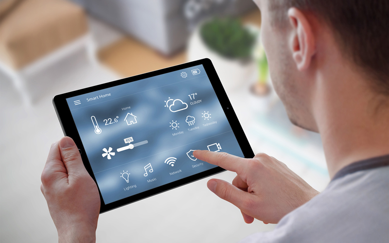 Smart home services